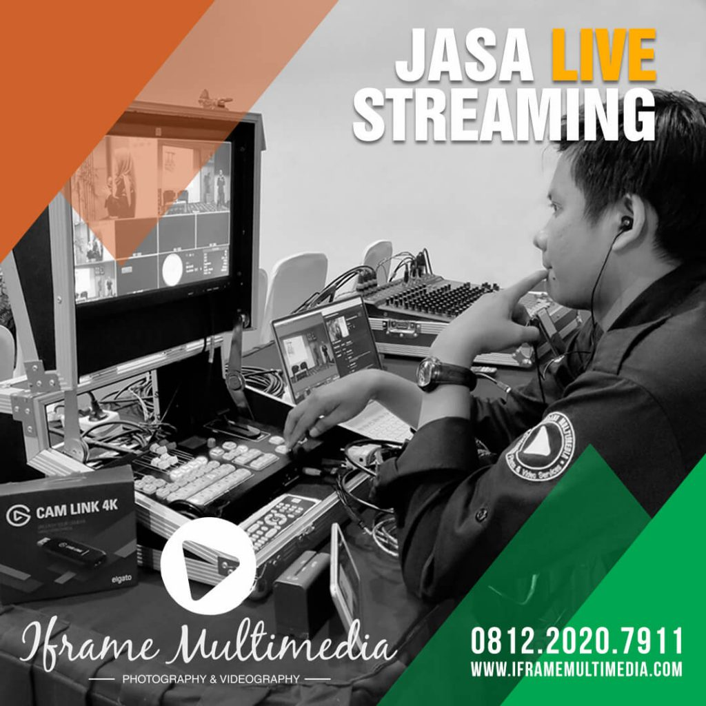Jasa Live Streaming Jogja