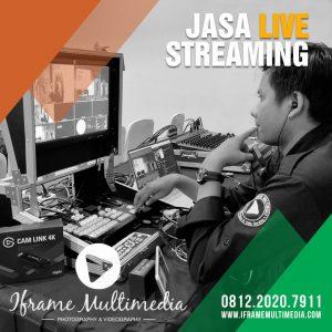 Jasa Live Streaming Jogja