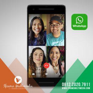 Aplikasi Whatsapp Group Video Call