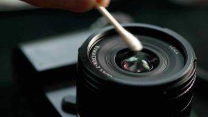 cara merawat lensa kamera